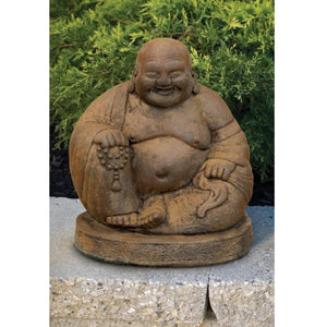 Small Hoi Toi Statue, 12in Tall