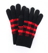 Load image into Gallery viewer, Buffalo Plaid Gloves, Assorted