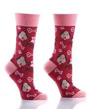 Load image into Gallery viewer, YoSox Women's Crew Socks, Size 6-10, Asst. Styles - Floral Acres Greenhouse & Garden Centre