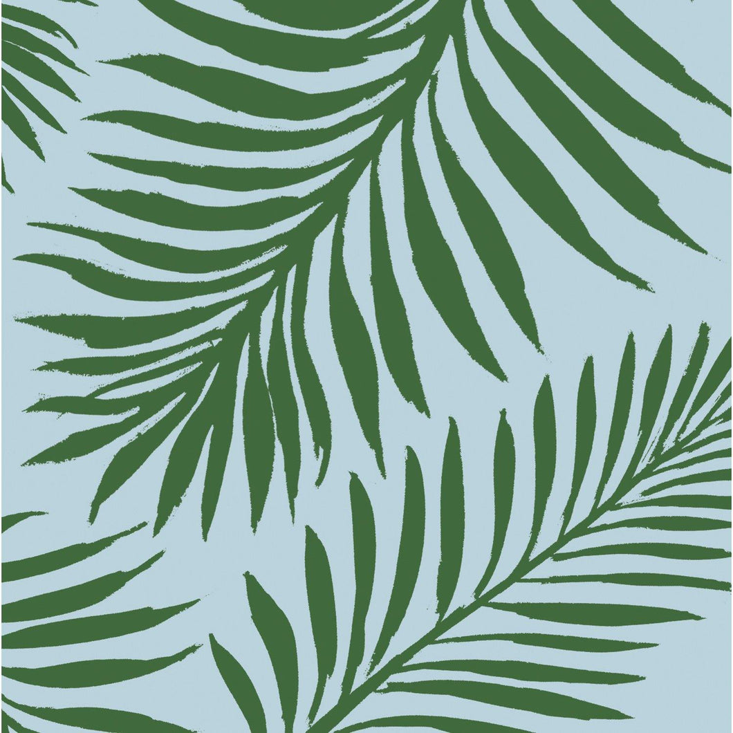 Napkin, Luncheon, Palm Leaves, 20ct - Floral Acres Greenhouse & Garden Centre