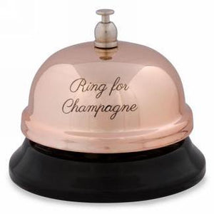 Metal Desk Bell, Asst. Sayings - Floral Acres Greenhouse & Garden Centre