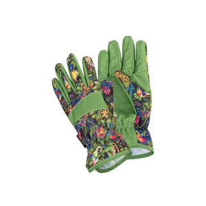 Jungle Song Garden Gloves, Two Sizes