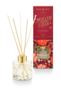 Mulled Cider Reed Diffuser, 88.7mL - Floral Acres Greenhouse & Garden Centre