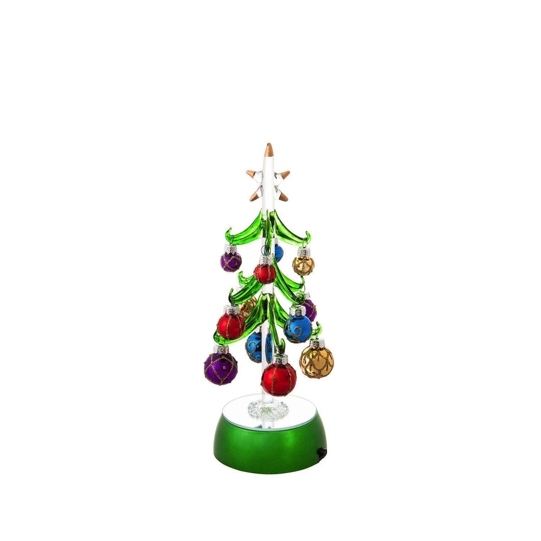 Decor, LED Magical Ornament Tree, Medium