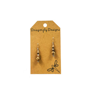 Earrings, Drop, Picture Jasper with Assorted Beads - Floral Acres Greenhouse & Garden Centre