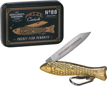 Load image into Gallery viewer, Gentlemen's, Fish Pocket Knife