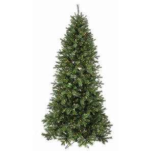 Artificial Tree, 7.5ft, Mount Washington, LED