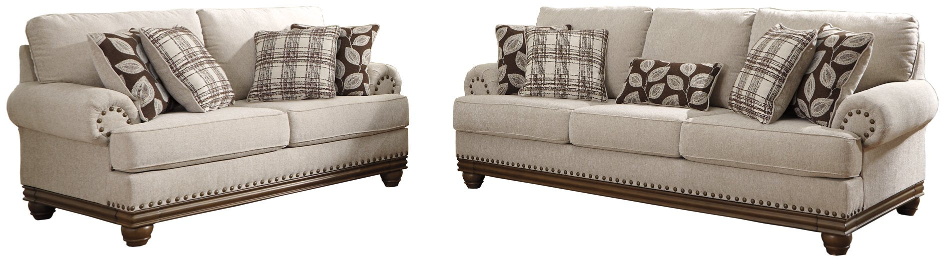 Harleson Signature Design 2-Piece Living Room Set image