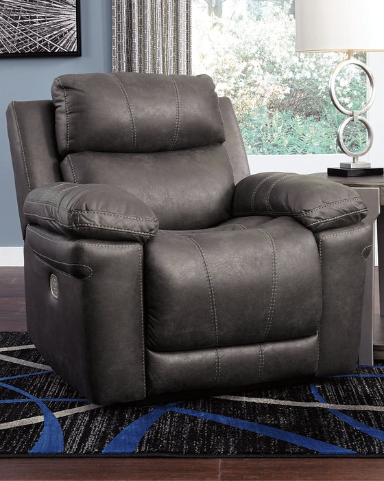 Erlangen Signature Design by Ashley Recliner image