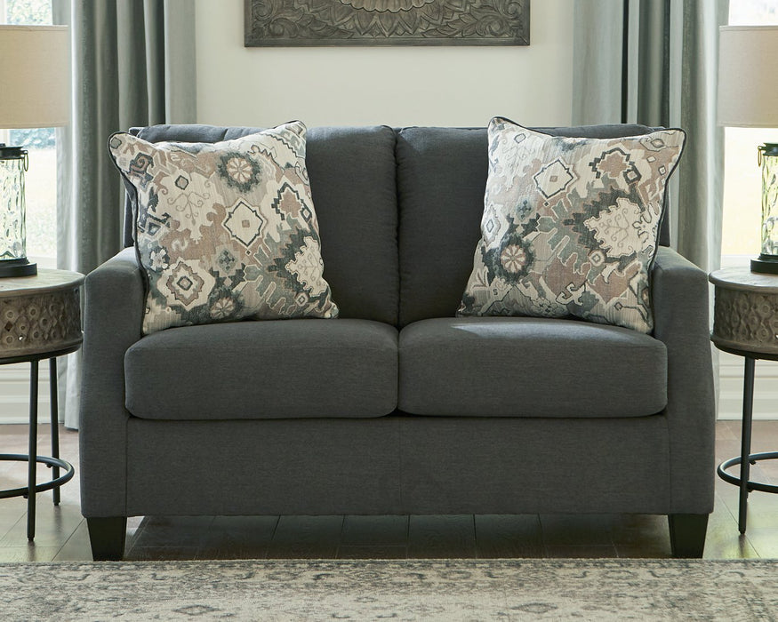 Bayonne Signature Design by Ashley Loveseat image