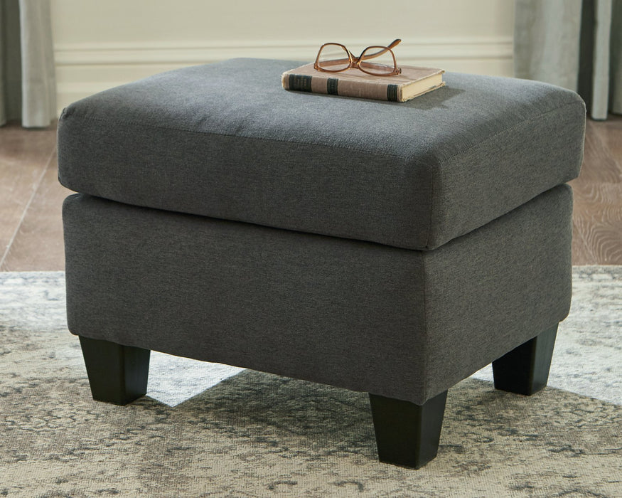 Bayonne Signature Design by Ashley Ottoman image