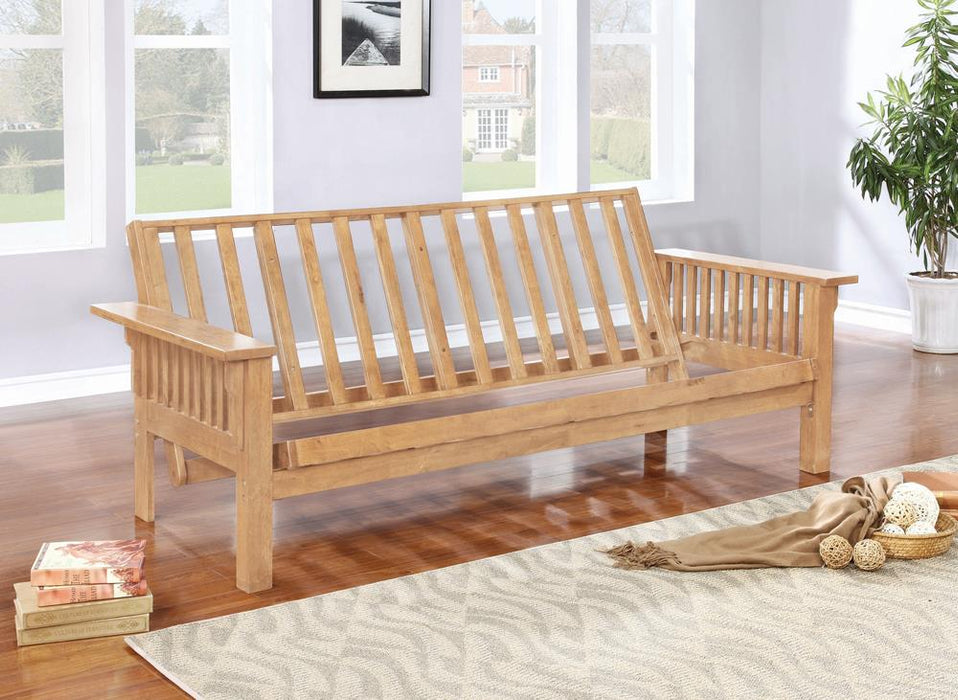 G4838 Casual Weathered Oak Futon Frame image