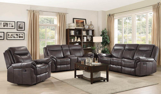 Sawyer Transitional Brown Motion Sofa image
