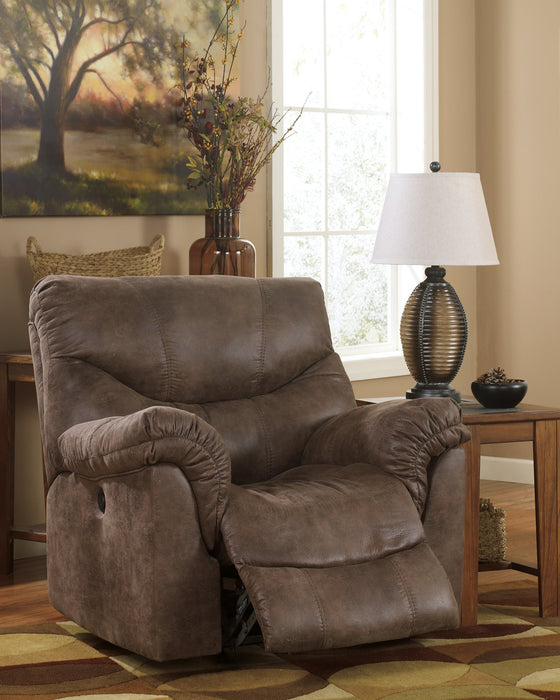 Alzena Signature Design by Ashley Recliner image