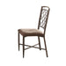 Aldric Fabric & Antique Side Chair image