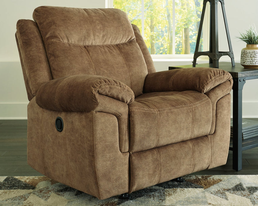 Huddle-Up Signature Design by Ashley Rocker Recliner image