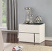 Kottow Dark Gray & Cream Accent Table image
