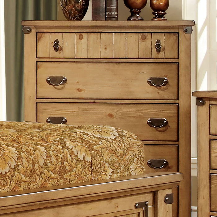 PIONEER Weathered Elm Chest image