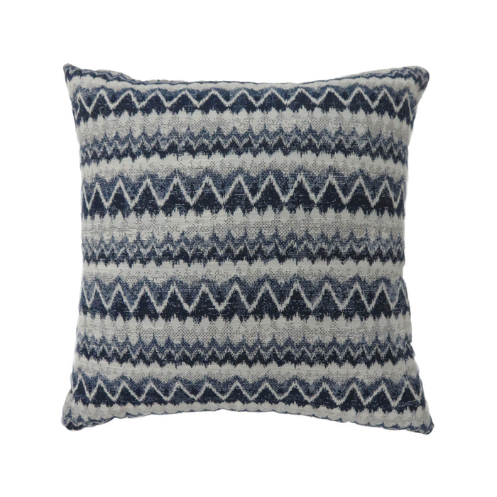 "Lindy Navy 22"" X 22"" Pillow (2/CTN) image"