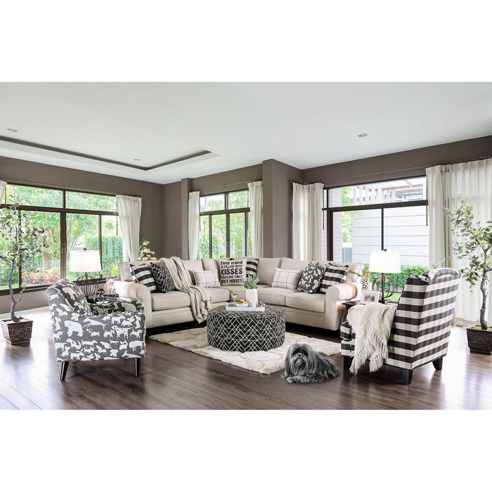 Patricia Ivory Sectional image