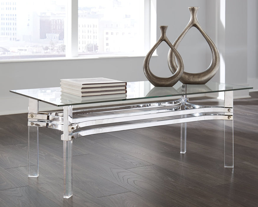 Braddoni Signature Design by Ashley Cocktail Table image