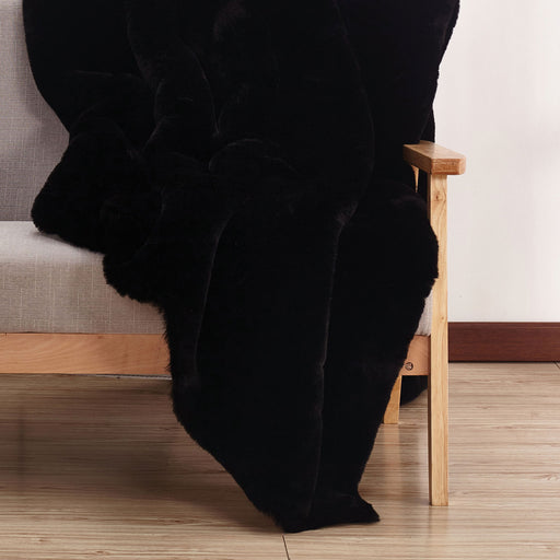 Caparica Black Throw, Black image