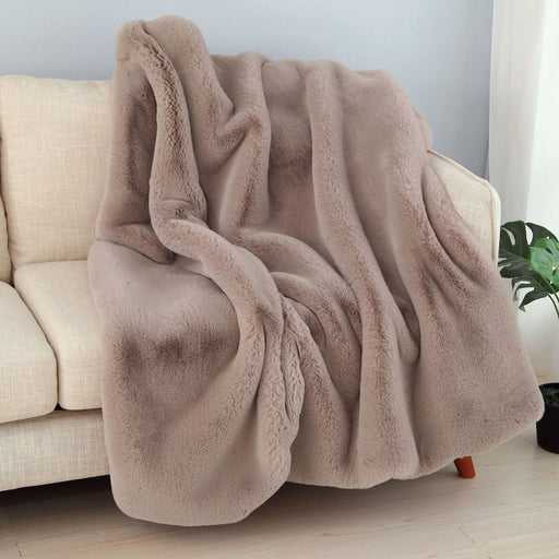Caparica Blush Throw, Blush image