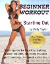 kelly taylor book beginner workout