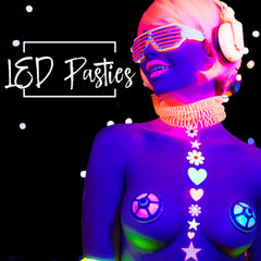Sasswear Light-up LED Pasties