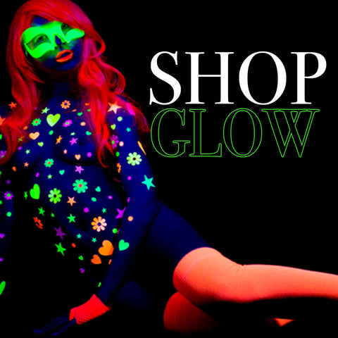shop glow pasties and stickers by Sasswear