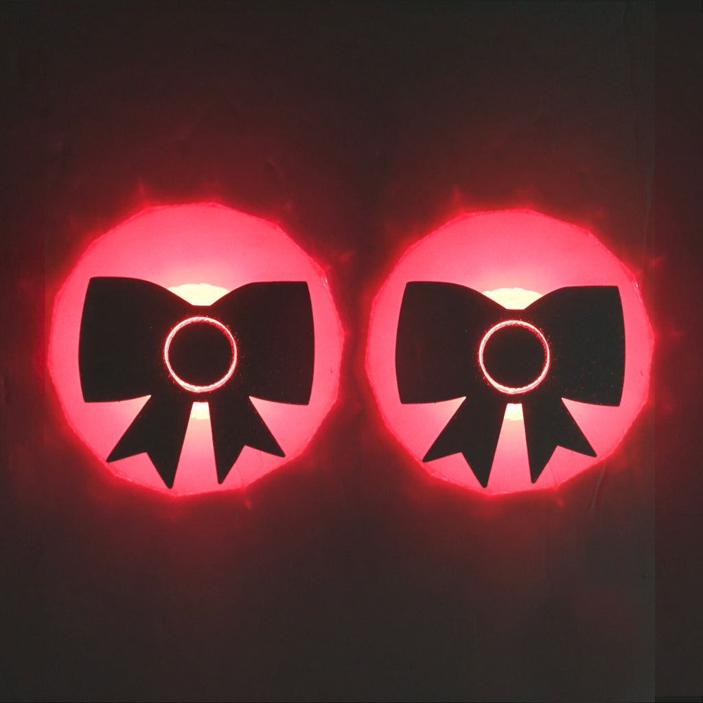Bows LED Pasties - Sasswear
