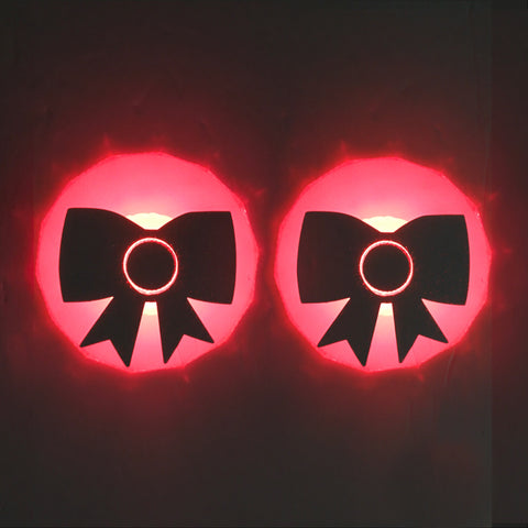 Bows LED Pasties