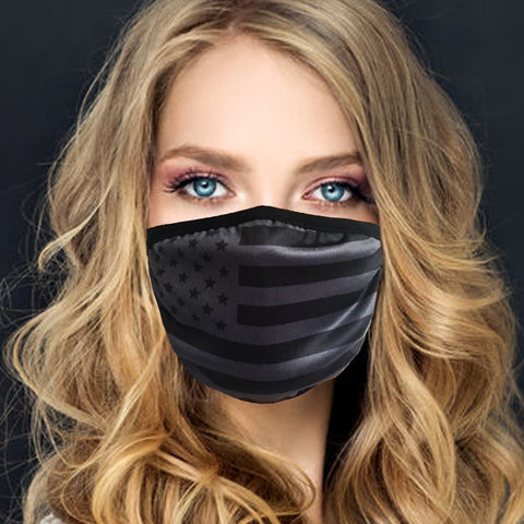Face Mask | Flag - Sasswear