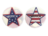 July 4th Stars and Stripes LED Nipple Covers by Sasswear