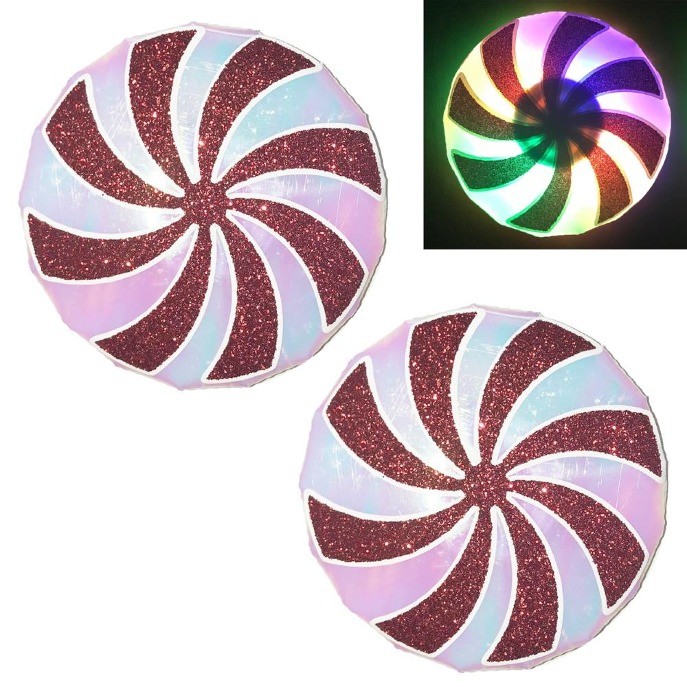 candy light up nipple cover pasties