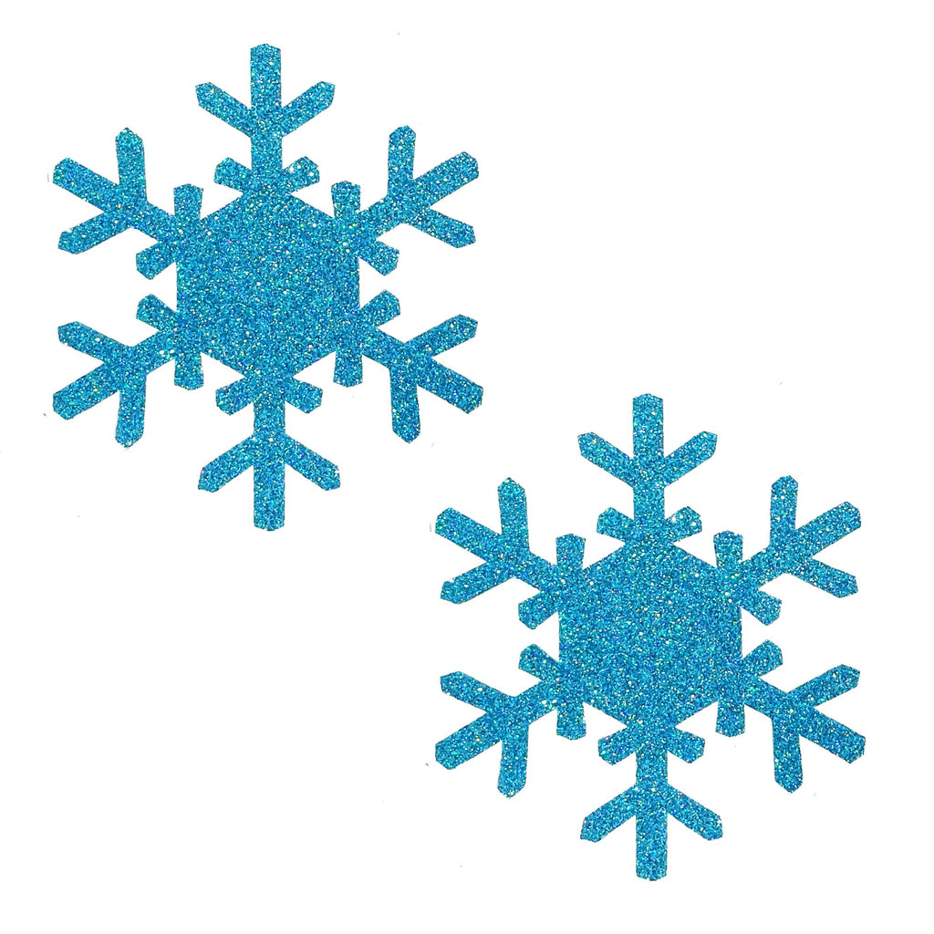 Pasties -Snowflake (Blue)
