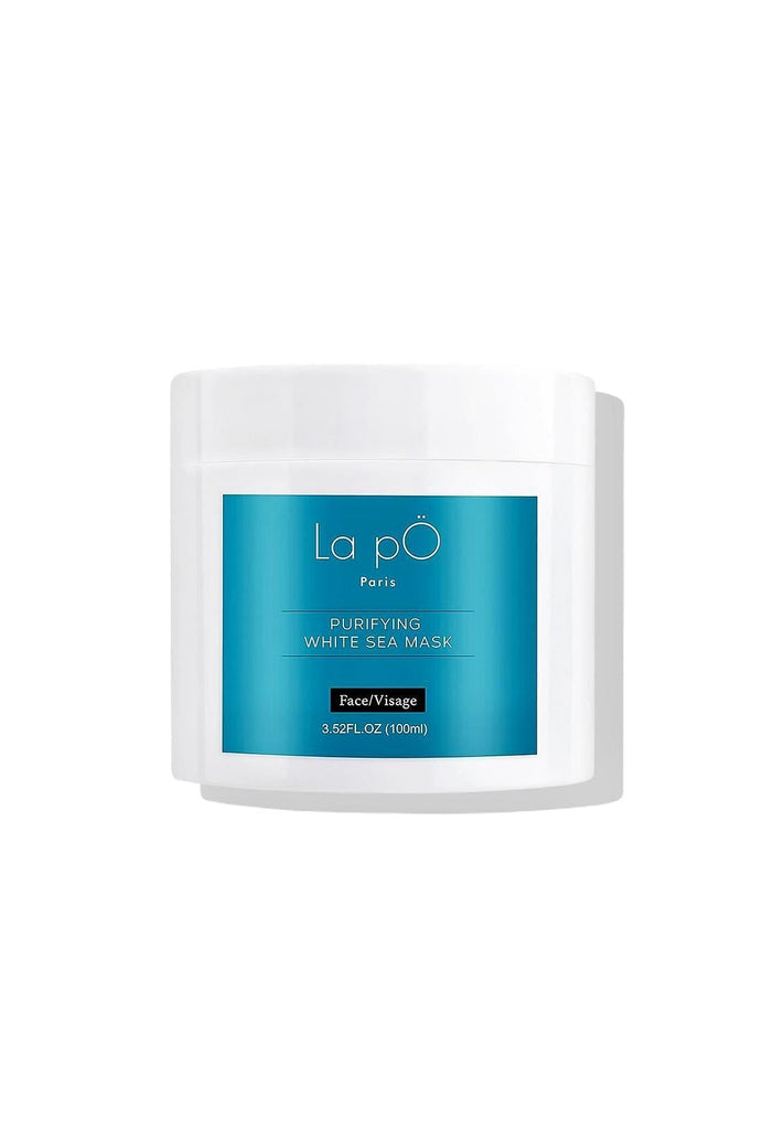 Sea Water Hydrating Face Mask/  Reduce Acne, Soreness of Face 3.52FL -50mL La pO Paris