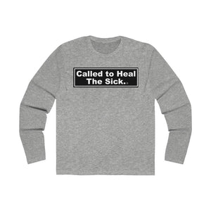 """The Uriah"" Men's Long Sleeve Crew Tee"