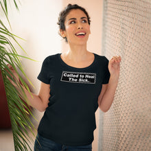 "Load image into Gallery viewer, ""The Ada"" Organic Women's T-shirt"