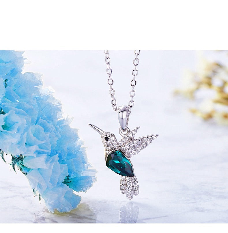Birds Of The Air Necklace