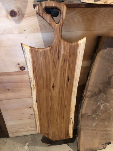 Large Hickory Charcuterie Board Green Tree Ontario