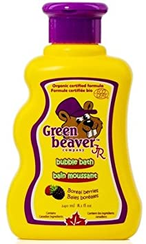 Green Beaver Jr Boreal Berries Bubble Bath