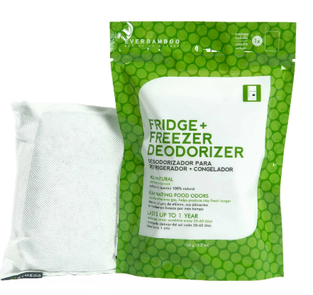 Everbamboo Fridge and Freezer Deodorizer