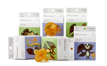 Natursutten Natural Pacifier