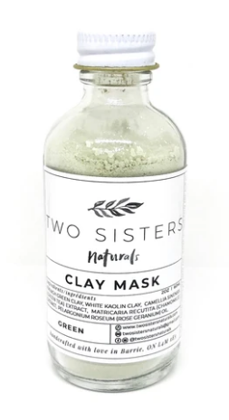 Two Sisters Clay Mask