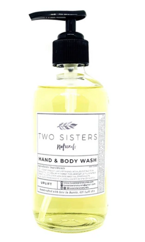 Two Sisters Hand and Body Wash
