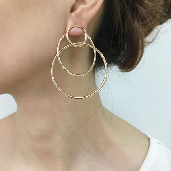 Fabiola The Entanglement Earrings