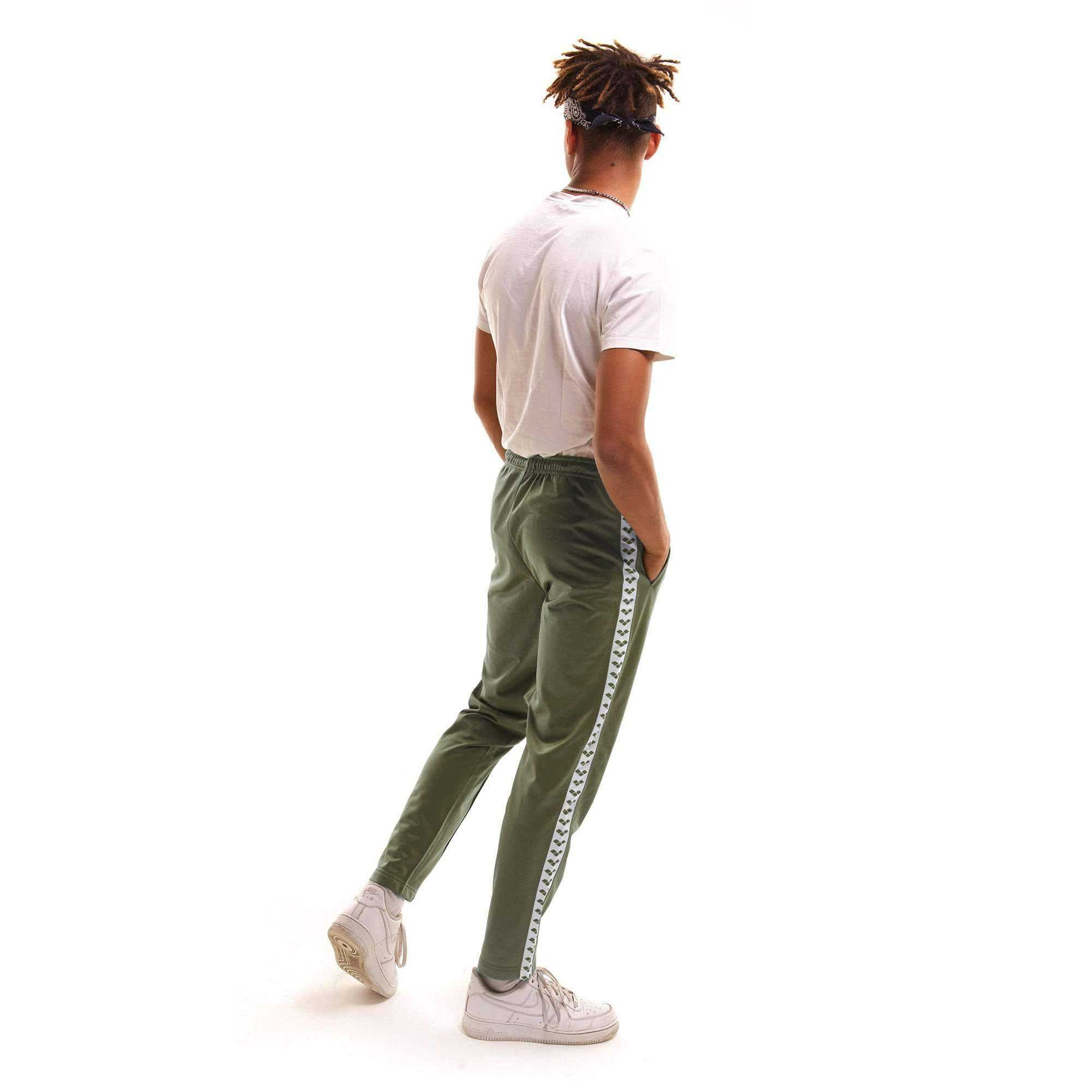Heren Relax Iv Team Pant army-white-army | Zwemmershop