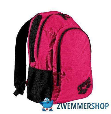 Spiky 2 Backpack fuchsia | Zwemmershop