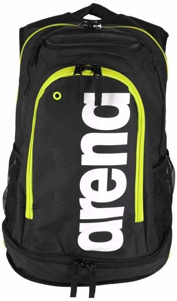 Fastpack Core Black / fluo / white / green